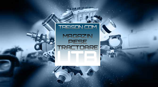 Catalog complet piese tractoare UTB